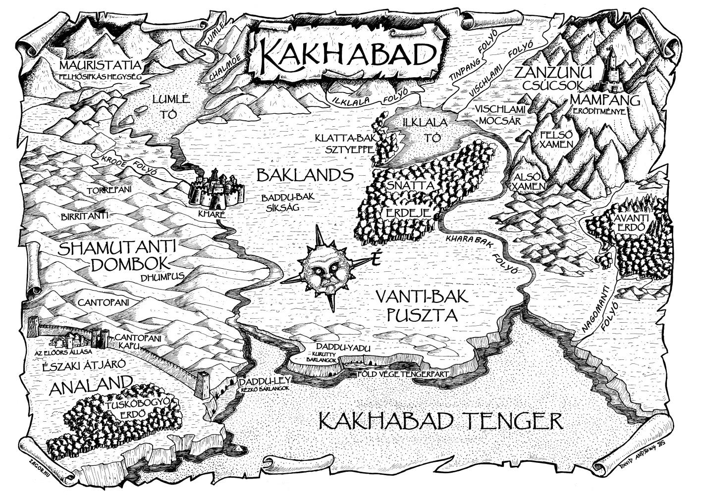 bak térkép Zagor.hu – Kaland, Játék, Kockázat